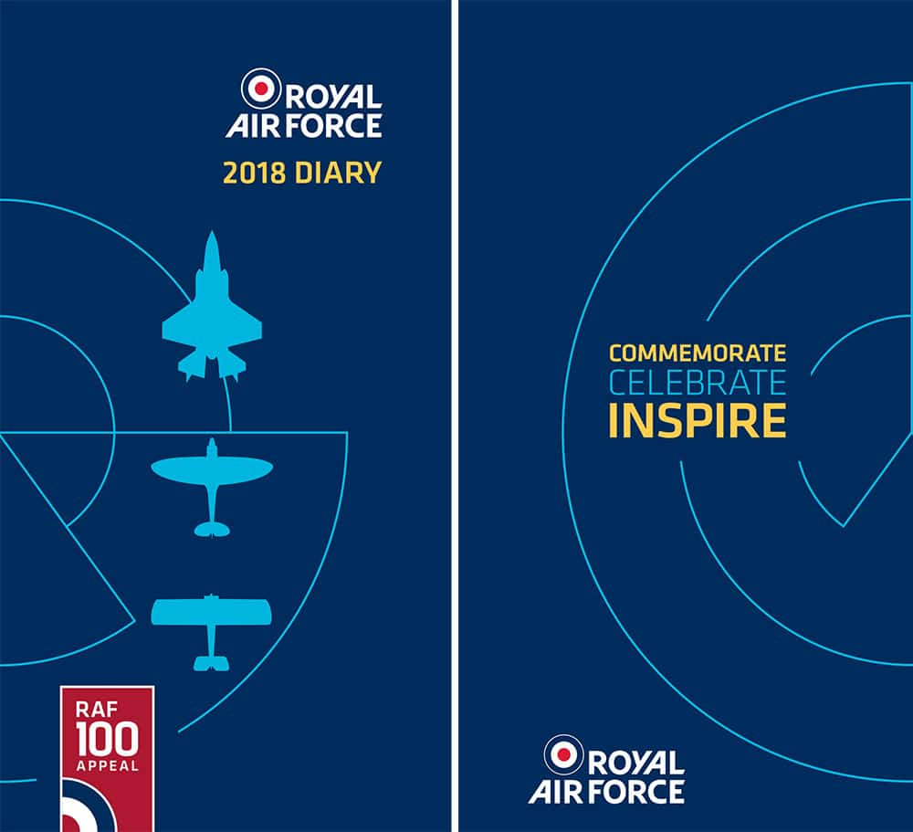 Royal Air Force Diary 2018
