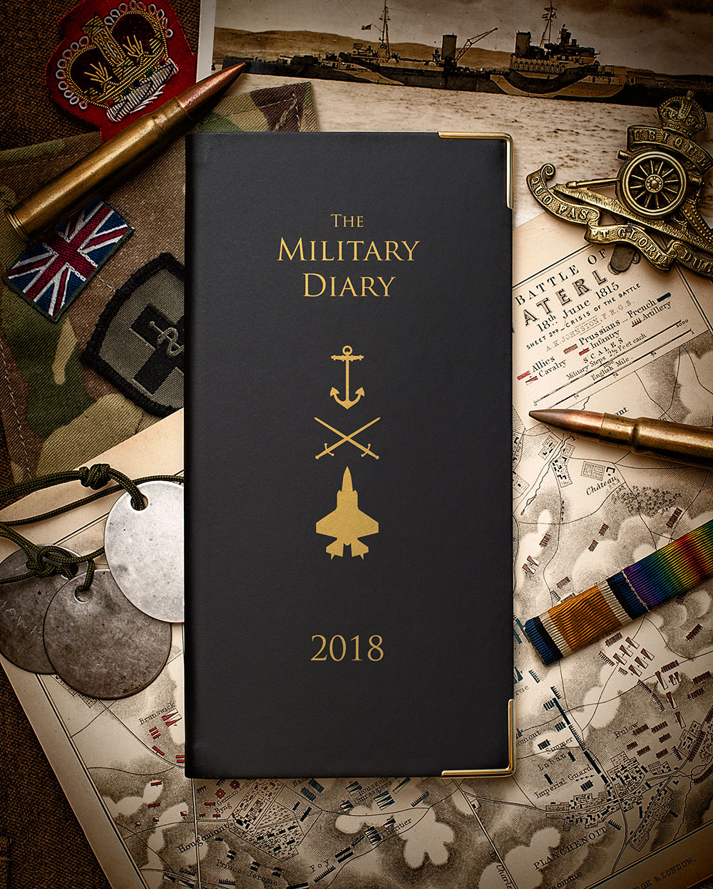 The Military Diary 2018
