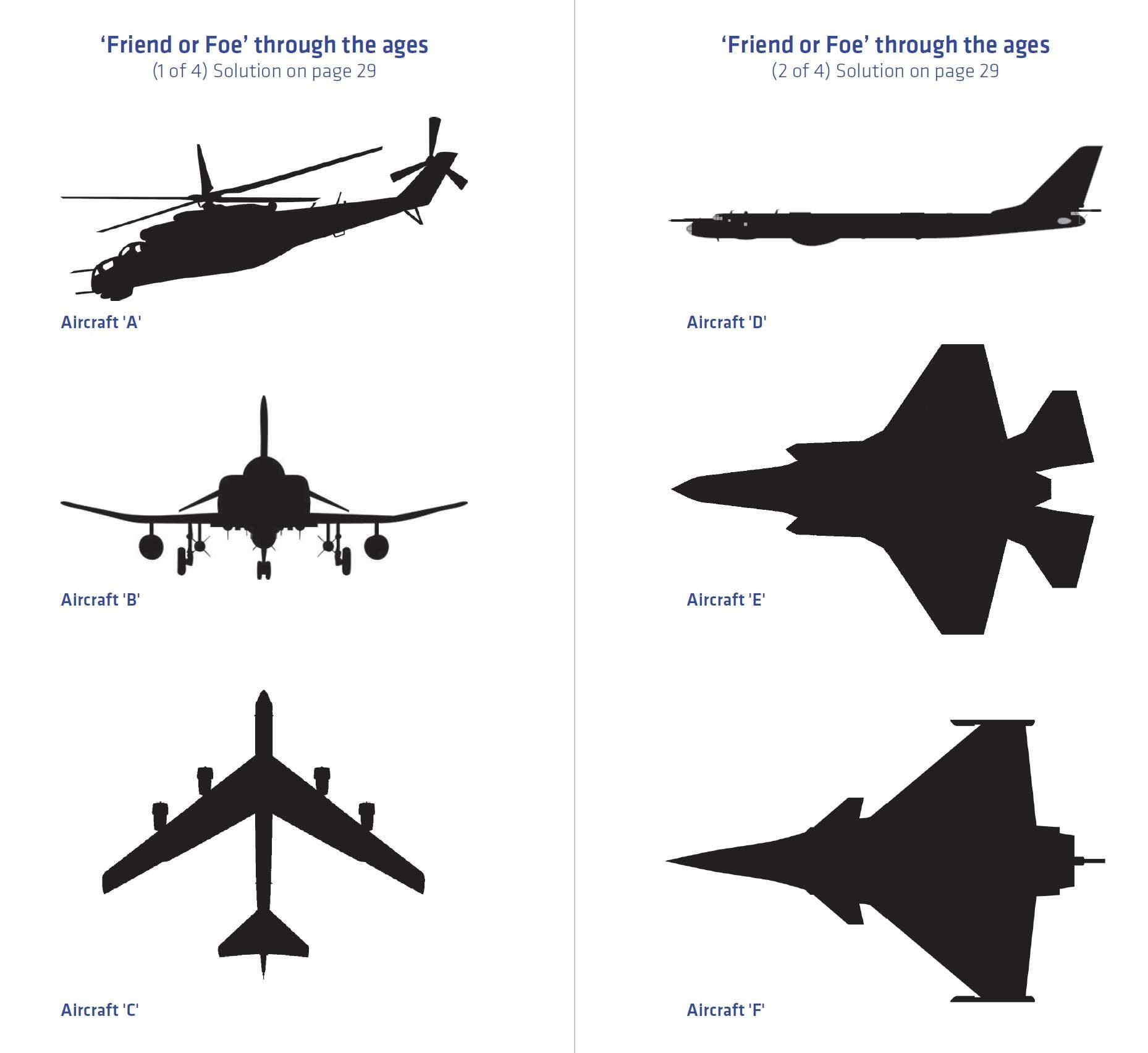 RAF 2019 Diary