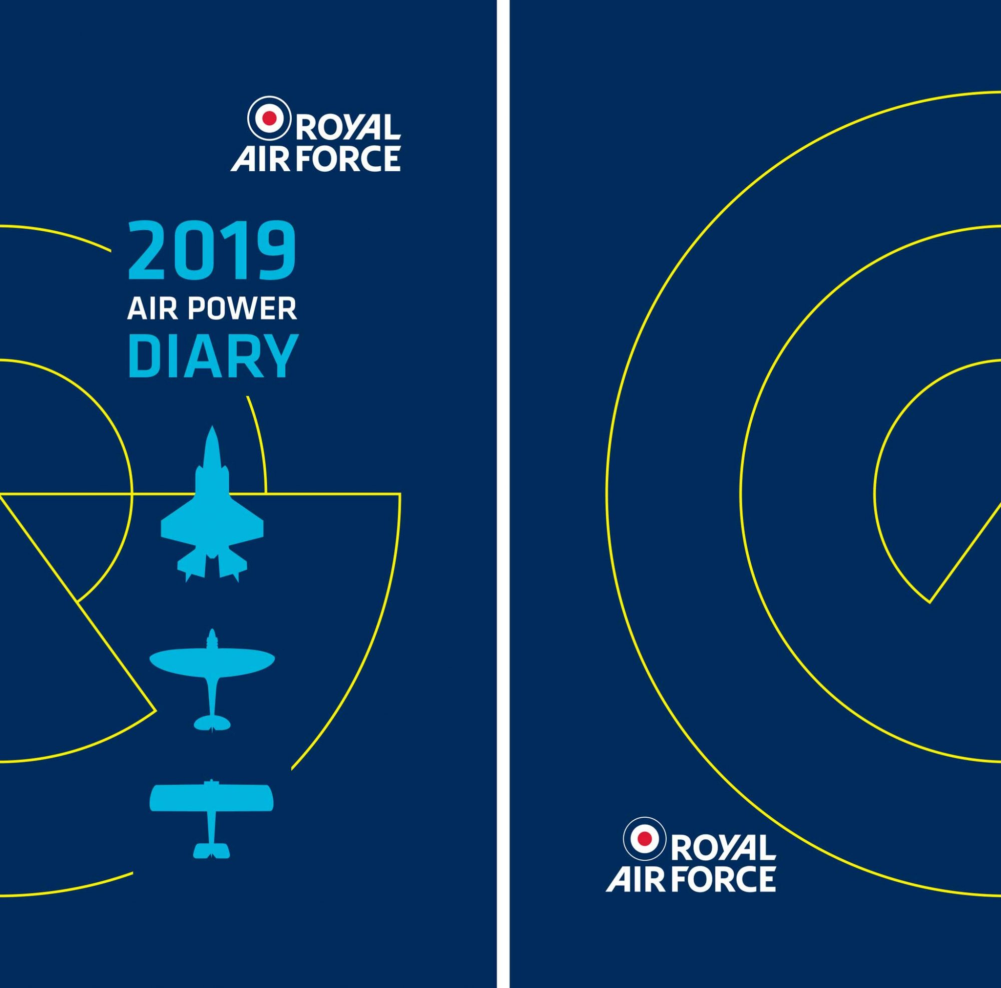 Royal Air Force Diary 2019