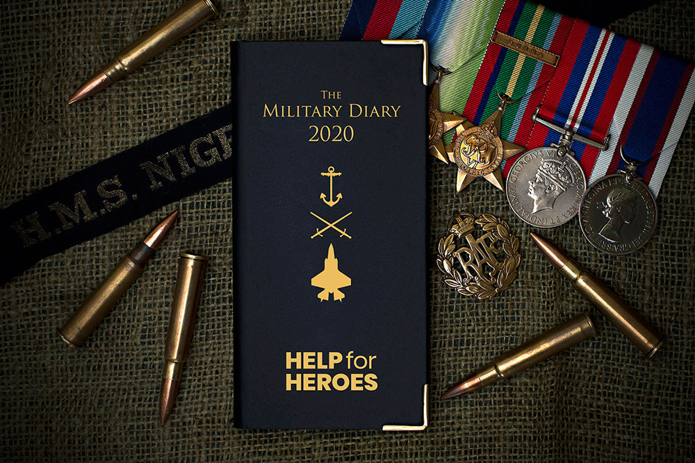 Help for Heroes Diary 020