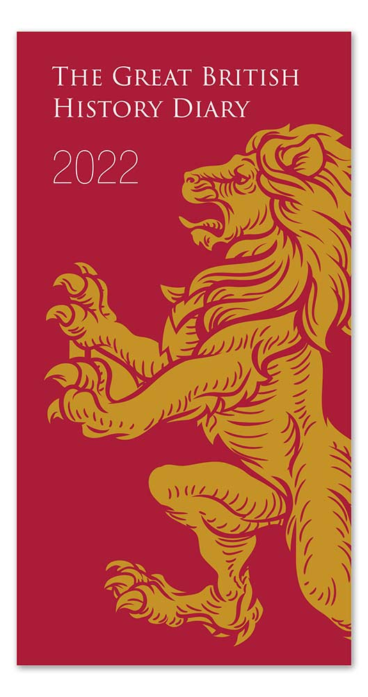 2022-The-Great-British-History-Diary