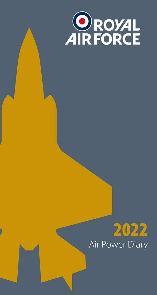 2022-The-Royal-Air-Force-Diary