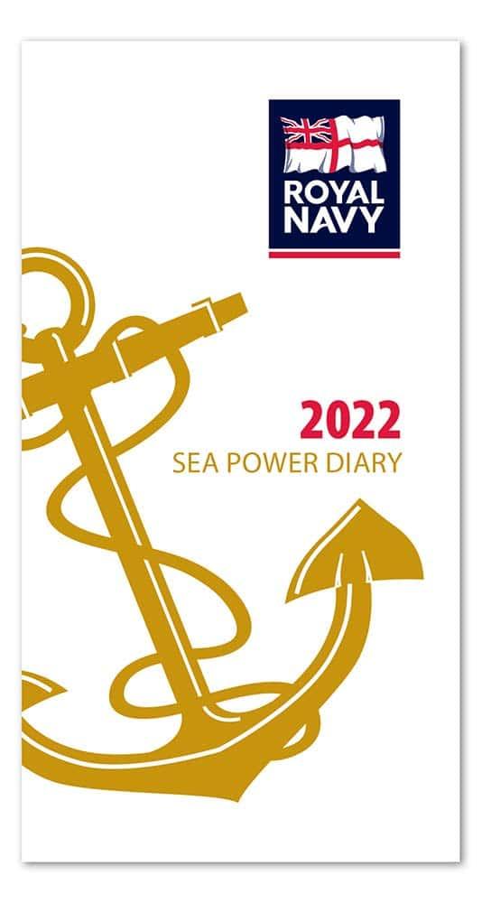 2022-The-Royal-Navy-Diary