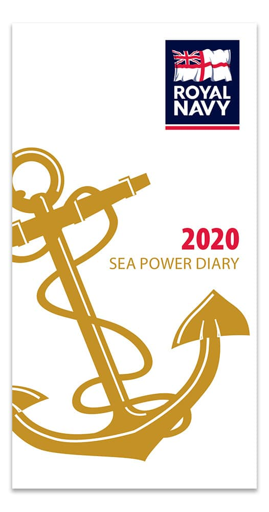 The Royal Navy Diary 2020