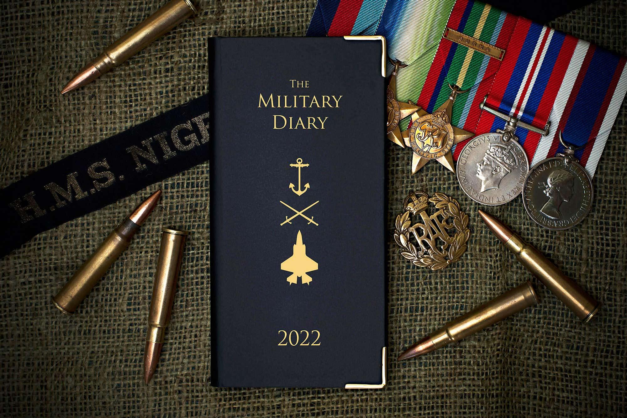 The Military Diary 2022