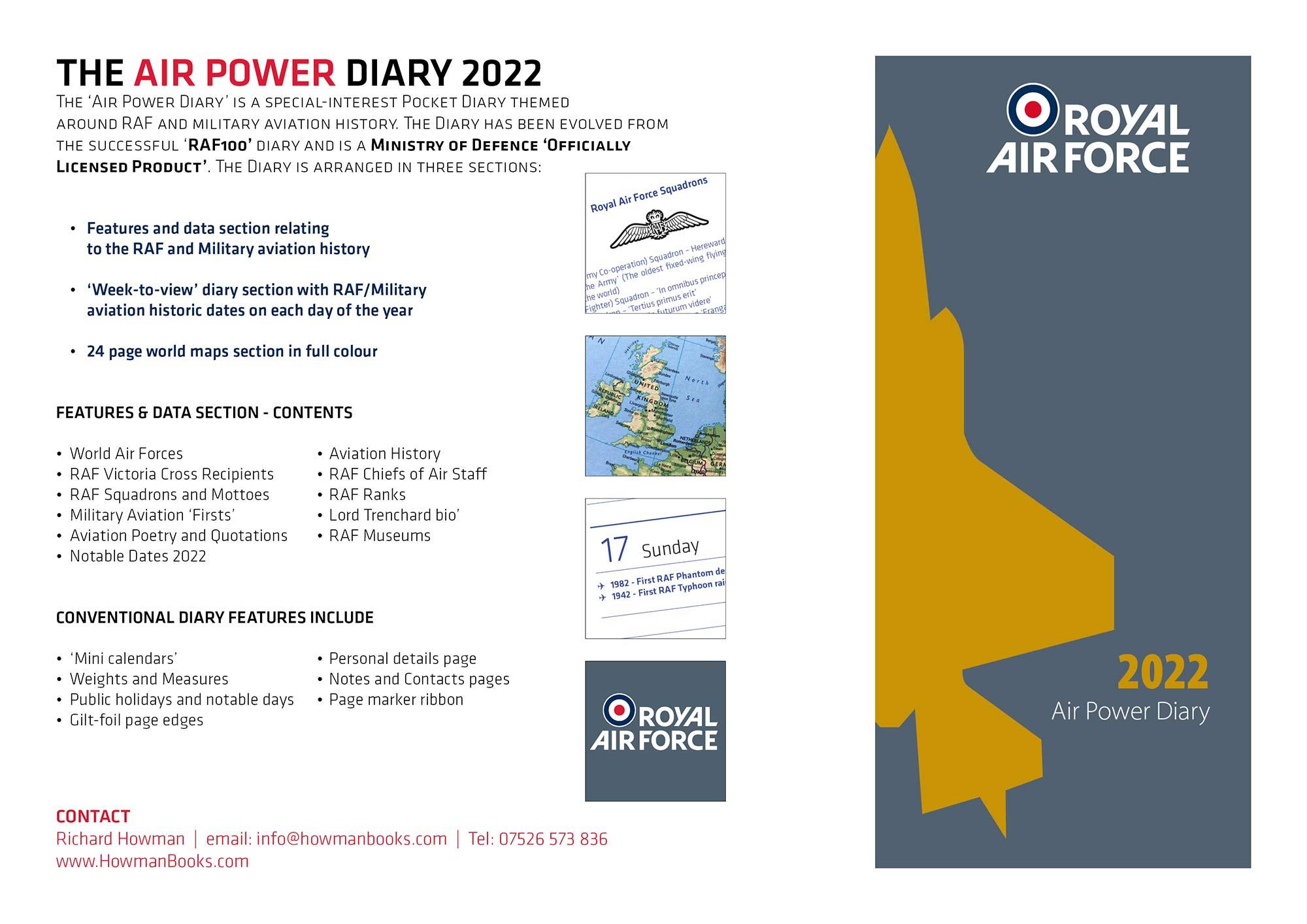 The-RAF-Air-Power-Diary-2022